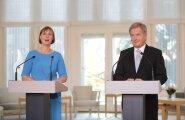 Кальюлайд в Финляндии: главы государств не сошлись во мнении о ведении диалога с Россией