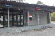 ФОТО: Swedbank вновь установил банкомат в Рийзипере