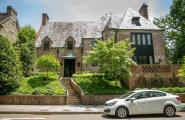 Muinasjutustiilis villa, kuhu Obamad kolivad järgmisel aastal Valgest Majast lahkudes