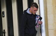 TOHOH: Jamie Vardy käis varem Leicesteri trennides purjus peaga