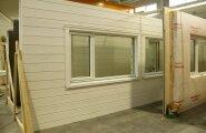 OMA PESA: tehases ehitatud puitkarkassmaja eelised