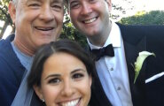 Tom Hanks võõras pulmas