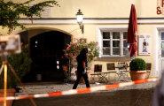 Saksamaal lasi Süüria põgenik end baari ukse ees õhku, viga sai 12 inimest