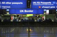 Brexit võib reisijate jaoks kaasa tuua olulisi ebameeldivusi