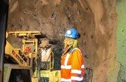 Eesti naine Euroopa suurimas kullakaevanduses