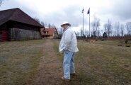 Toomas Hendrik Ilves 2006. aastal Ärma talus