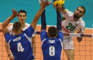 Eesti - Bulgaaria võrkpall