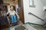 Женщина-инвалид вынуждена отказываться от работы, так как не может выйти из дома