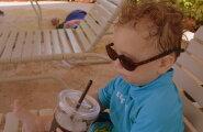 Milliseid jooke võib väikelaps juua?