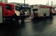 Пожар в Talleke & Pullike в июле 2015 года