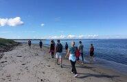 Neli päeva palverännakut Eesti looduses ületas osalejate ootused.