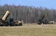 Эстония призвала НАТО разместить в Прибалтике ракеты Patriot