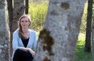 """Ministri naine Anna-Greta Tsahkna: """"Vahel mõtlen, et olen emana läbi kukkunud"""""""