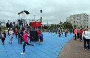В Ласнамяэ открыли парк Тондилоо