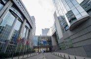 Euroopa Parlamendi hoone. Brüssel