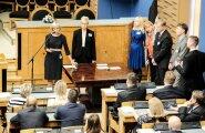 Presidendivalimiste esimene voor riigikogus