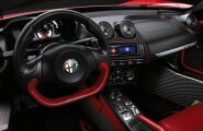 Alfa Romeo 4C Spider, puhta naudingu tekitamise masin