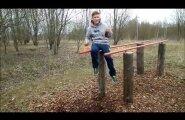 VIDEO: Võimsad lihased! Vaata, millise trenniteekonna 14-aastane Eesti kutt aastaga läbinud on