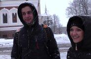 Интервью Delfi с российскими туристами: Таллинн произвел нереальное впечатление!