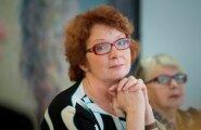 """Yana Toomi tellitud uuringu """"Rahvussuhted Eestis"""" esitlus"""