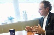 Londoni toiduärist ligi 8 miljoni eurose tehinguga väljunud Paul Oberschneider kahetseb Eestist lahkumist