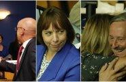 ТЕКСТОВЫЙ ОНЛАЙН: Третий тур президентских выборов. Каллас, Репс или новая попытка?