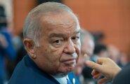 President Karimovi tervis jäi sportlastele alla.