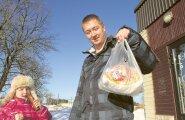 Maal elamine vaid tundub odav: külapoes maksad toidu eest enam kui linnas