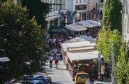 Kas Tallinna vanalinna pubid tuleks pärast kella 23 sulgeda?