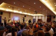 Kairose eestvedajad pidasid Tallinnas paar nädalat tagasi esimese oma äri tutvustava konverentsi. Huvilisi oli terve saalitäis.