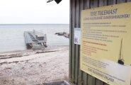 KAAMERAGA MAAL: Käsmu meremuuseumi juht võitleb väikse sadama säilimise eest