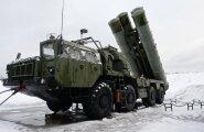 Raport: Vene uued õhutõrjeraketid suudavad NATO lennukid Balti riikide kohal alla kukutada