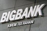 Число потребительских кредитов Bigbank за 9 месяцев увеличилось на 37%