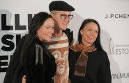 FOTOD: Glamuurne seltskond Kuldnõelal! Vaata, kes kuulsatest ja kummalistest Eesti aasta moesündmust väisasid