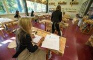 Tüdrukute tööõpetuse tund ühes vanemas ja suuremas, Rocca al Mare erakoolis. Ettepanekuga lõpetada äriühingutele kuuluvatele erakoolidele riigi toetuse maksmine on silmas peetud ennekõike ka Rocca al Mare kooli.
