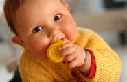 Väikelapse esimesed sammud toidumaailmas