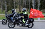 VIDEO: Poola piiril peeti kinni seitse Kremli-meelse motoklubi liiget