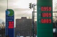 FOTOD: Vaata, kuidas kütusehinnad aktsiisitõusu järel muutunud on!