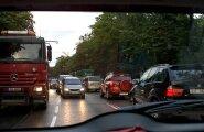 SEE LÕPEB! Pirita tee autoliiklusele sulgemisel pole Kadriorus enam ummikuid.
