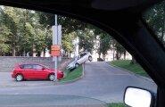 Parkimisõnnetus
