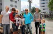 В Таллинне состоялся соседский праздник жилого микрорайона Раадику