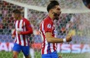 Atlético väravalööja Yannick Ferreira Carrasco