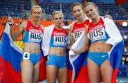 Venemaa teatenelik 4x400 m
