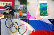 ГЛАВНОЕ ЗА ВЫХОДНЫЕ: Утрата Русского театра, решение МОК о сборной РФ, покемономания продолжается