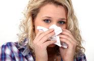 Kuidas ravida kinnist nina ühe minutiga
