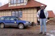 2006. aastal käisid Toomas Hendrik Ilvese valvsa silma all Ärmal ehitustööd.