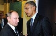 Обама заявил о выходе Украины и Сирии из-под влияния России
