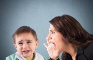 Может ли учитель кричать на ребенка?
