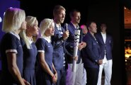 Olümpialaste tänamine