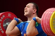 POLAND-WC-WEIGHTLIFTING